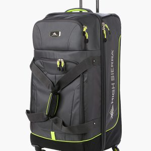 High Sierra AT Pivot Wheeled Duffle Bag