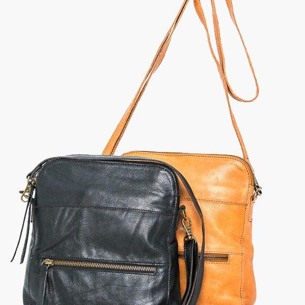 Oran Leather Tamar Handbag