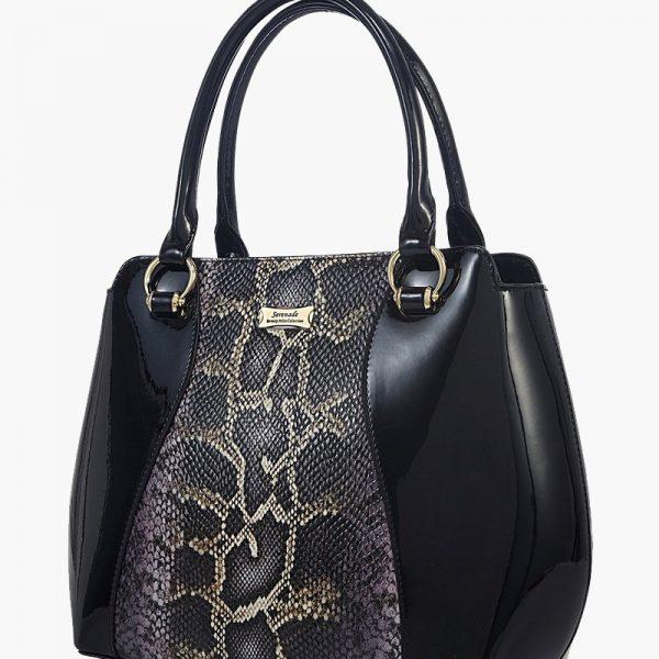 Serenade Atlanta Leather Handbag