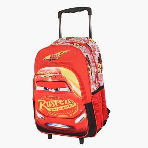 Lightning McQueen Trolley Backpack