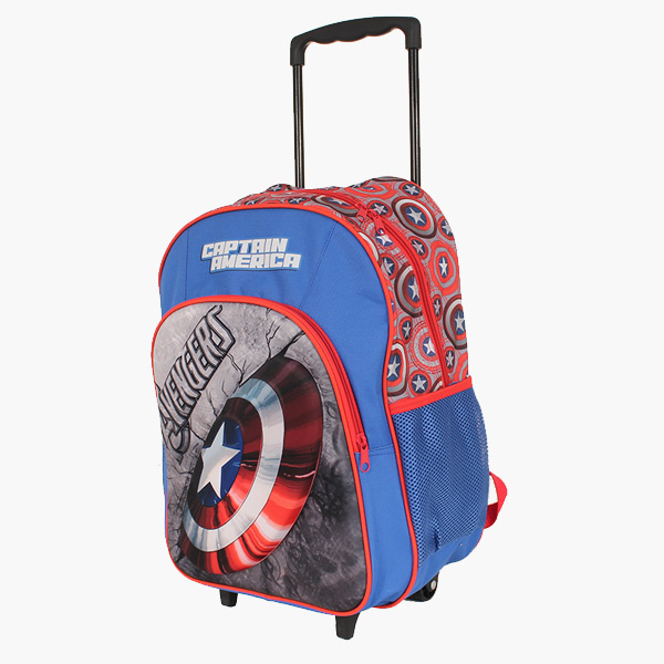 Captain America Kids Trolley Case