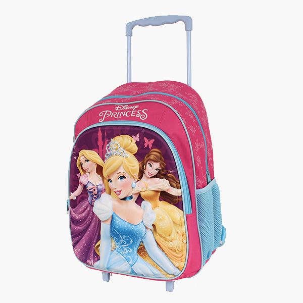 Disney Princess Kids Trolley Backpack